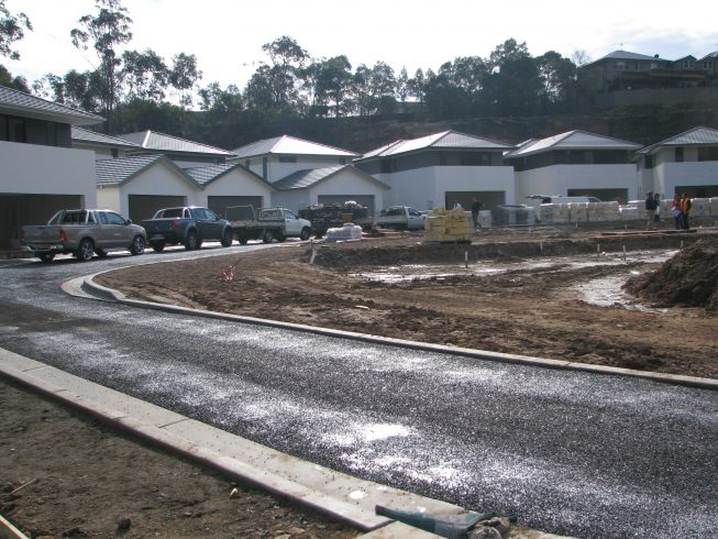 Residential Subdivision, Picnic Point, NSW