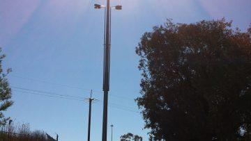 Optus Telecommunications Monopole, Villawood, NSW