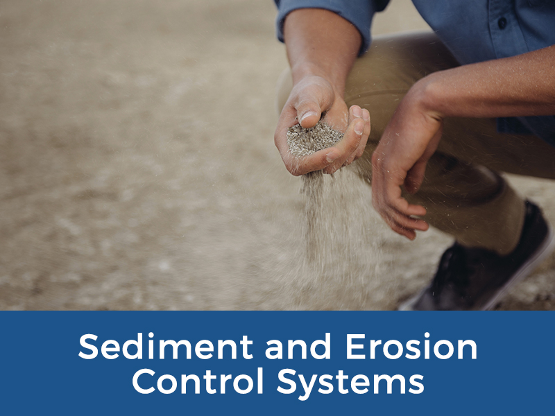 Martens - Civil Engineering Services - Sediment and Erosion Control Systems