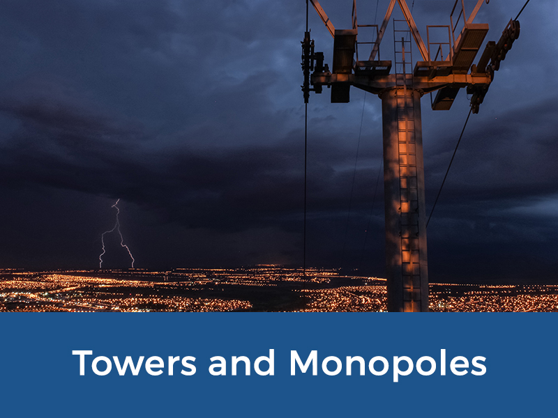 Martens - Civil Engineering Services - Towers and Monopoles