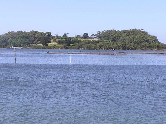Goodnight Island, Greenwell Point, NSW