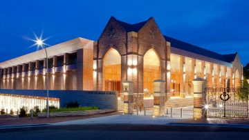 Knox Grammar School 'Great Hall Project', Wahroonga, NSW