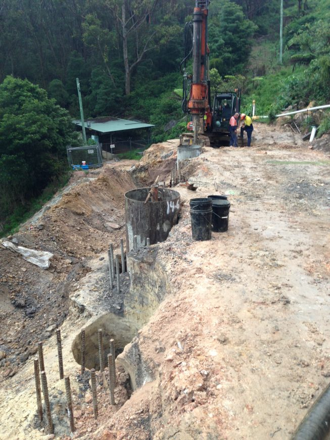 North Turramurra Recreation Area and North Turramurra Golf Course Construction Works (NTRA), NSW