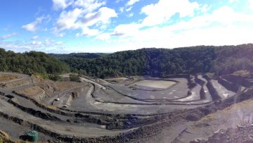 Hard Rock Quarry, Kulnura, NSW