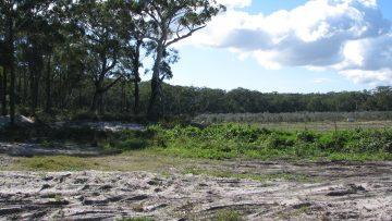 Proposed Sand Quarry - Bobs Farm Port Stephens, NSW