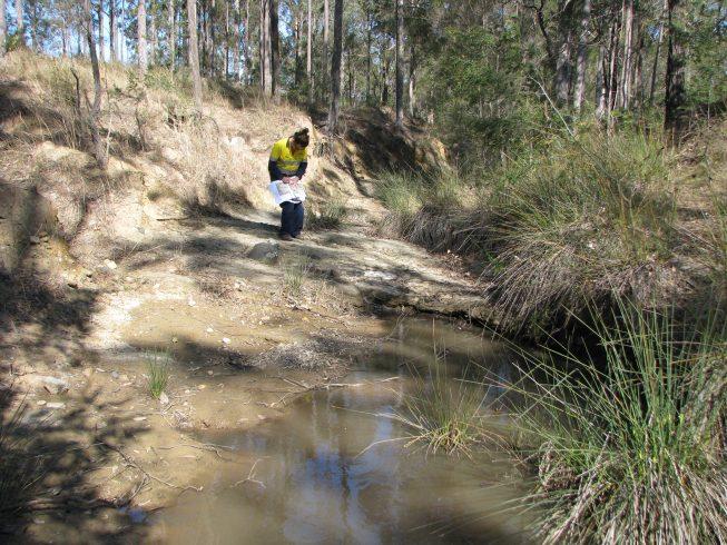 Long Gully Road Subdivision, Singleton NSW