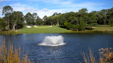 Roseville Golf Course, Roseville, NSW